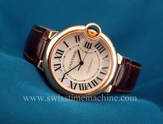 Medium Size #Cartier #BallonBleu #RoseGold is here for you!!