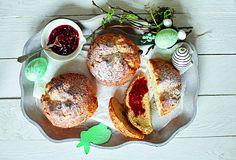 cz - On-line kuchařka - fotografie 1 Mini, Camembert Cheese, French Toast, Treats, Breakfast, Sweet, Food, Sweet Like Candy, Morning Coffee