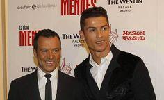 Para Jorge Mendes el futuro de Cristiano Ronaldo está en Madrid