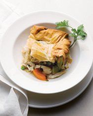 Chicken Pot Pies Recipe | Martha Stewart