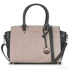 Handbags David Jones Chavela Black Grey Women S 1965482
