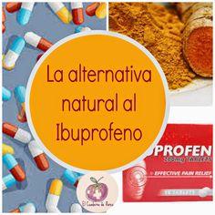 El Cuaderno de Flores-farmacia, nutrición y vida sana: La alternativa natural al ibuprofeno