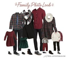What to Wear for Family Pictures: Fall and Christmas Looks – Just Posted