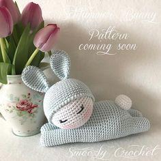 Ihr Lieben, wünsche Euch einen schönen Sonntag. Habe etwas experimentiert. Herausgekommen ist dieser kleine Schlummer Bunny. Hab alles…