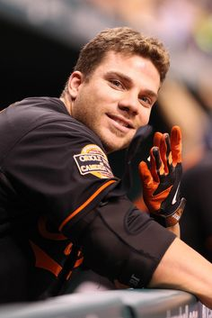 chris davis // O's How can you not love this man?!