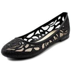 Ollio Women's Shoe Mesh Floral Glitter Ballet Flat (6 B(M... https://smile.amazon.com/dp/B01CTCN3B4/ref=cm_sw_r_pi_dp_x_WiJazbXP1QYTQ