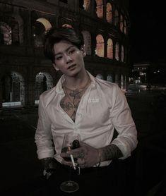 """Can you be my father K JiKook - """"It& not Park Jimin, it& Jeon Jimin."""" she said asshole. Not daddyking! Taehyung, Namjoon, Jungkook Abs, Foto Jungkook, Jungkook Cute, Jungkook Fanart, Bts Bangtan Boy, Foto Bts, Bts Photo"""