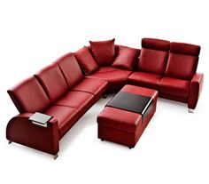 Stressless Arion Arion Leather Sectional Sofa by Stressless by Ekornes