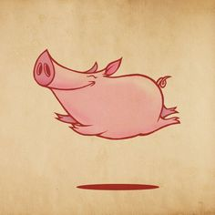Image result for illustration cartoon pigs reading