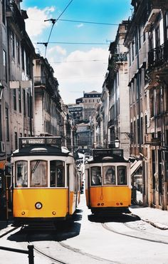 These 18 Pictures Will Convince You That Lisbon Is the Most Beautiful City in Europe