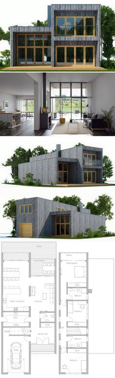Modern Architecture, Interior design