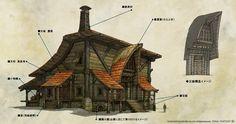 Concept Art World » Final Fantasy XIV Online Concept Art