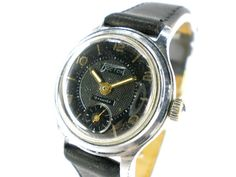 Vintage Wostok unisex mechanical watch from by WatchForLife, $35.00