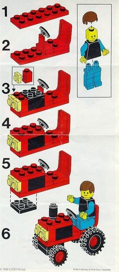 373 Best Lego Instructions Images On Pinterest Lego Building