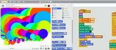programming the BLOB with #Scratch http://scratch.mit.edu/projects/11178997/