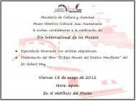 Museo Histórico Cultural Juan Santamaría  Dia de los Museos  costaricagratis.com