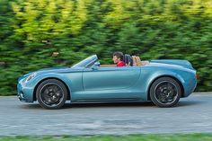 Best of worlds? German engineering, British soul and Italian flair? Mini Superleggera, First Car, Tail Light, Custom Cars, Touring, Dream Cars, Vehicles, Engineering, German