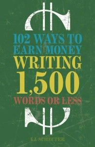 Determining your freelance writing rate -- via Writer's Digest Magazine