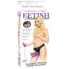 BedroomJungle - FF Crotchless Vib. 2X Penetrator (Purp), $64.80 (http://www.bedroomjungle.com/ff-crotchless-vib-2x-penetrator-purp/)