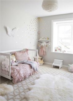 Polka dots have been around forever and they never go out of fashion. I love them for clothes, for home decor but most of all for a kids room. This simple dot pattern is so playful and stylish and can easily add bags of charm to a kids room. What's more, they bring an instant sense […]