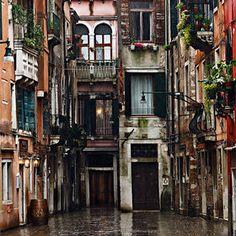 "Italy – Venice ""Calle dei Botteri"""