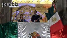 Grito de Independencia en Puebla 2016