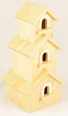 Hartford Birdhouse | Wood Birdhouse