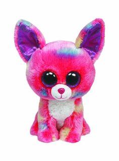 Ty Beanie Boos Cancun Chihuahua Plush, Pink TY Beanie Boos http://www.amazon.com/dp/B00B1XKSZW/ref=cm_sw_r_pi_dp_zSBMtb19497J175R