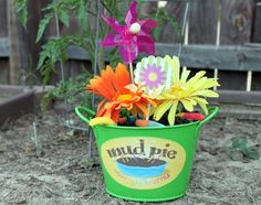 DIY Mud Pie Kits - Giggles Galore