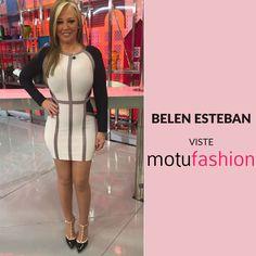 Guapísima Belén con vestido bandage de motufashion Bodycon Dress, Dresses, Fashion, Body Con Dress, Hot Clothes, Clothing Stores, Fashion Trends, Celebs, Vestidos