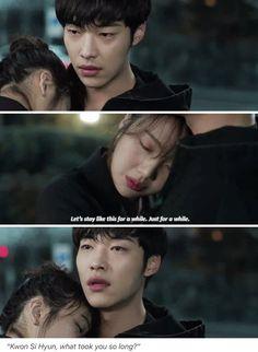 Tempted(The Great Seducer) Kdrama, Korean Drama Quotes, Cute Love Memes, Korean Actors, Korean Dramas, Memes Funny Faces, Cute Korean Girl, Perfect Boyfriend, Perfect Relationship