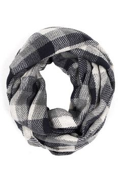 Checkered Scarves - Multiple Colors | Hazel & Olive