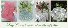 Lacy Crochet: Lovely Shells Stitch Tutorial