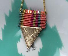 panthère de somalie: Envie de couleurs .... Arrow Necklace, Jewelry, Envy, Colors, Jewlery, Jewels, Jewerly, Jewelery, Accessories