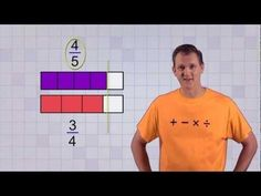 Math Antics - Working With Parts - Comparing and Equivalent Fractions
