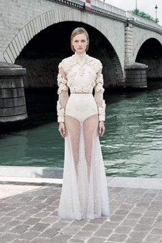 Givenchy Fall 2011 Couture Collection on Style.com: Complete Collection