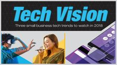Watch for These 3 Small Business Tech Trends to Boost Productivity (INFOGRAPHIC)