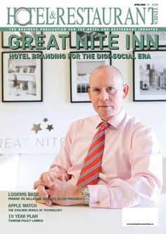 Hotel and Restaurant Times April/May 2015