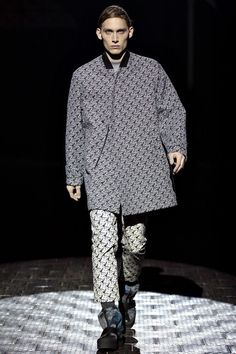 Kenzo Fall/Winter 2013-14 Menswear Show | Homotography