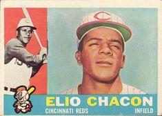 543 - Elio Chacon RC - Cincinnati Reds