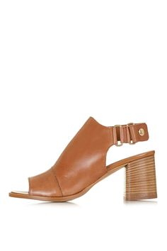 NIMI Round Heel Sandals