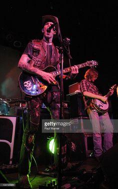 Hank Williams III performs at Saint Andrews Hall on November 25, 2011 in Detroit, Michigan.