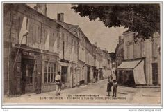 polof sells an item for until Tuesday, 2 April 2019 at CEST in the Other municipalities category on Delcampe French Postcards, Halles, Saint, Travel