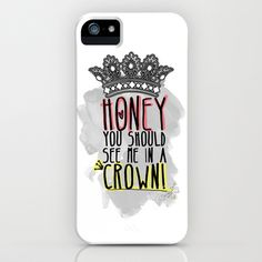 Moriarty - SHERLOCK iPhone & iPod Case by KanaHyde- Society6 - $35.00
