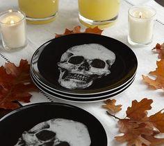 Skull plates