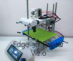 A low cost diy 3d printer