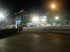 Nightlife in Sopot