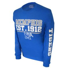 Long Sleeve 'Established' Tee | Tiger Bookstore