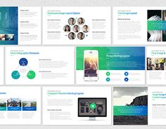 "Check out this @Behance project: ""Gradient PowerPoint"" https://www.behance.net/gallery/28264219/Gradient-PowerPoint"