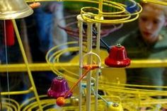 Build a Homemade Rube Goldberg Machine-K-5 group project, Science, Technology, Engineering, Math